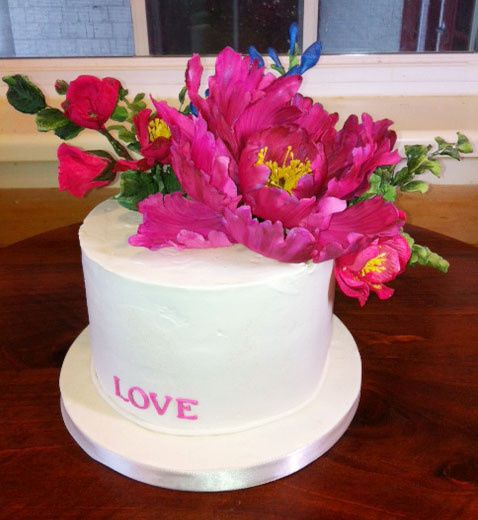 Tmx 1376925807832 Love Cake Final 1 Stowe, VT wedding cake