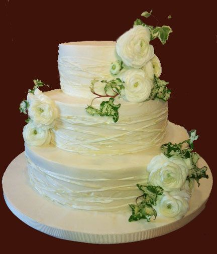 Tmx 1376925822719 Wrapped Cake Stowe, VT wedding cake