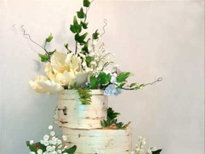 Tmx 1376938985238 White Birch 1 Final Stowe, VT wedding cake