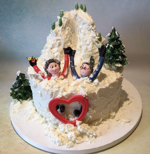 Tmx 1470055362557 Skiers Final 1 Stowe, VT wedding cake