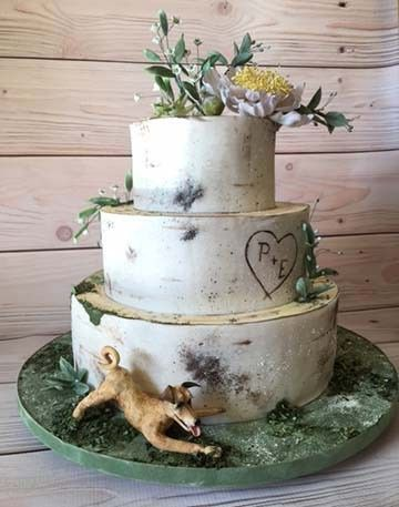 Tmx 1470055399523 Gus 5 Stowe, VT wedding cake