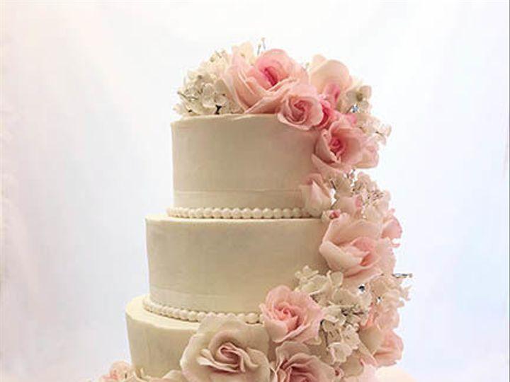 Tmx 1517339399 C5c239c8000c5b98 1517339397 461241e215f81122 1517339390149 8 Rose Cake 2 Stowe, VT wedding cake
