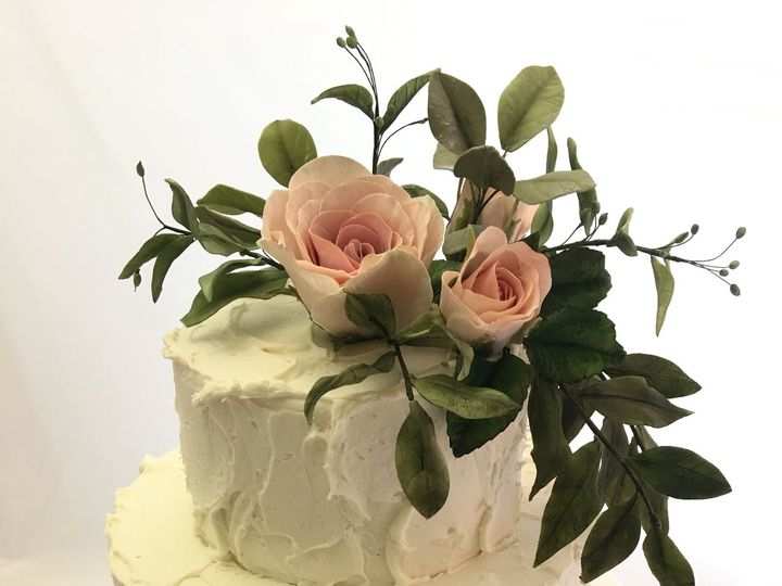 Tmx 1517339403 6e06d95c3be9d3a1 1517339399 6daeccc2abd94980 1517339390161 13 Stucco 3 Stowe, VT wedding cake