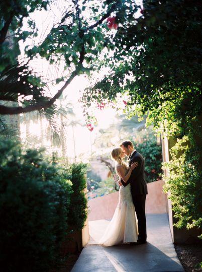 Royal Palms wedding with Ashley Gain weddings in Scottsdale AZ.