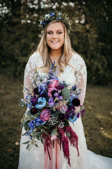 Summer florals - Katie Daisy Photography