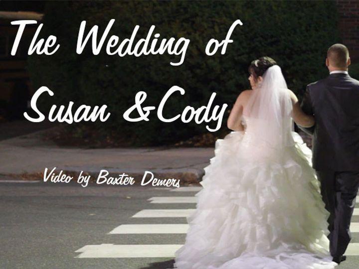 Tmx 1424297457102 Youtube Thumbnail Susan Wedding2 Topsfield wedding videography