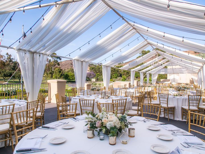 Tmx Partial Fabric With Lights 51 158057 V1 San Juan Capistrano, CA wedding venue