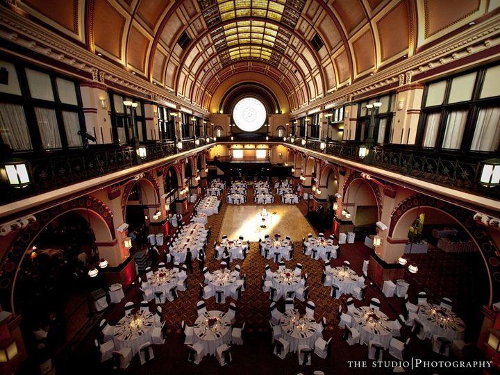 Tmx 1362779350368 KimKingSmithEventsIndianapolisUnionStation3 Indianapolis, IN wedding planner