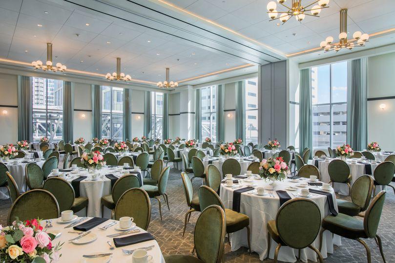 Houston ballroom weddings