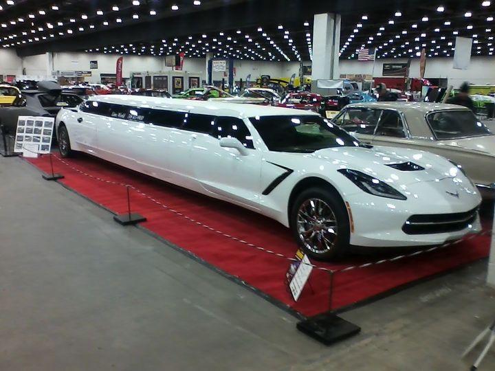 Tmx Corvette Autorama 51 559057 158519260915134 Hazel Park, MI wedding transportation