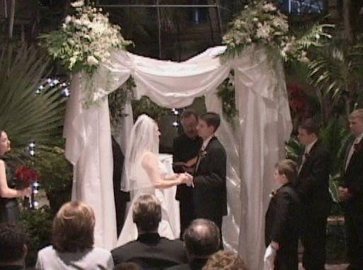 A very special ceremony