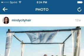 Mindy City Weddings - day of coordination, hair, makeup, and all things beauty