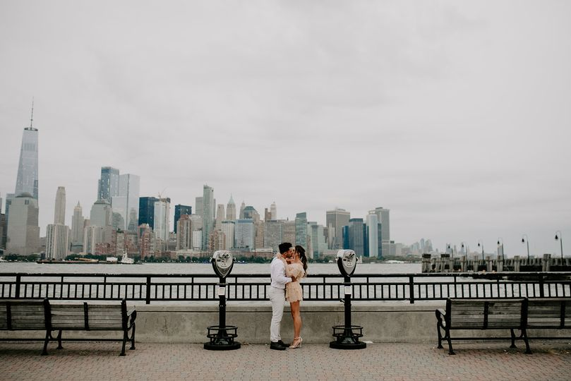 Jersey City Engagement