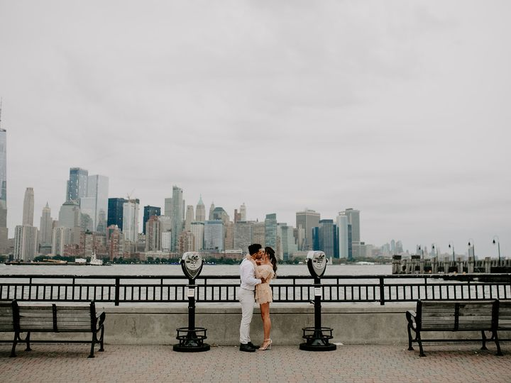 Tmx Libertystatepark Jerseycity Nataliematthew Engagement 106 51 790157 Jersey City, NJ wedding photography