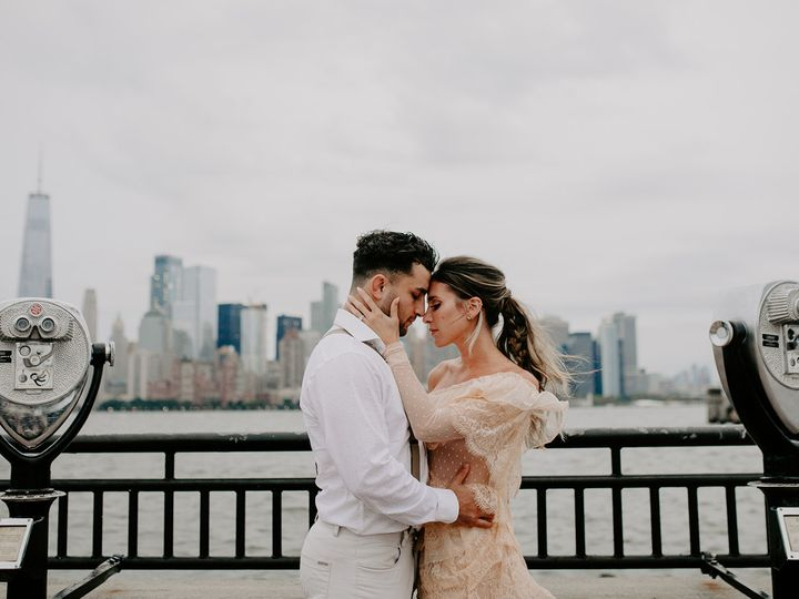 Tmx Libertystatepark Jerseycity Nataliematthew Engagement 116 51 790157 Jersey City, NJ wedding photography