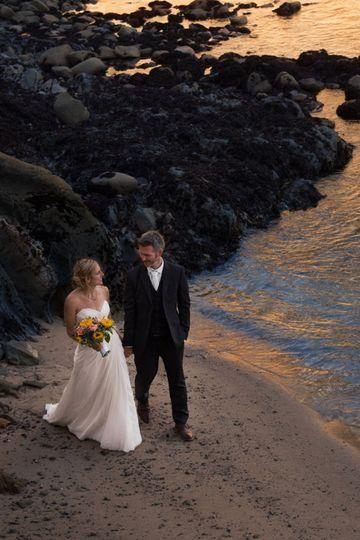 Cove newlyweds