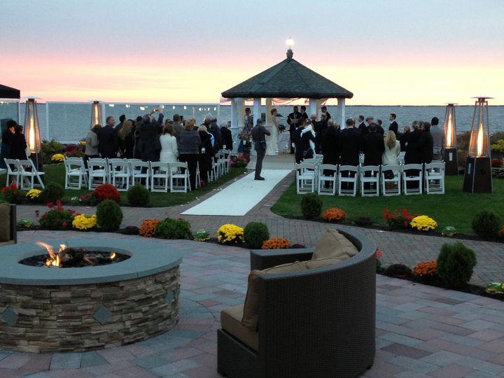 Tmx 1464717130226 November Outside Ceremony Sayville, NY wedding venue