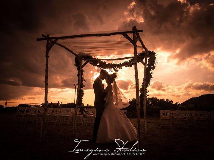 Tmx 1505853342379 Beach Ceremony2 Sayville, NY wedding venue