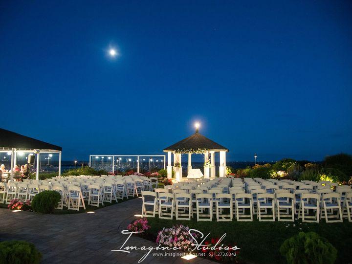Tmx 1505853407813 Gazebo At Night3 Sayville, NY wedding venue