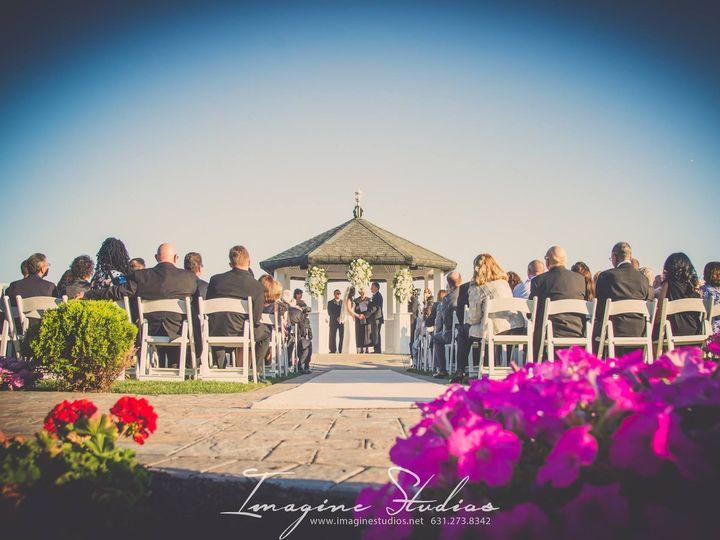Tmx Gazebo Ceremony 51 3157 157403660834090 Sayville, NY wedding venue