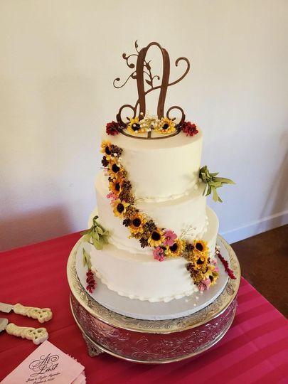 Summer time cake