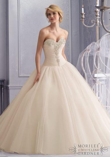 Brooke Davis Wedding Dress - Wedding Dresses