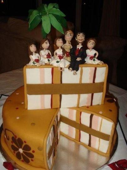 Custom Cake Daytona Beach