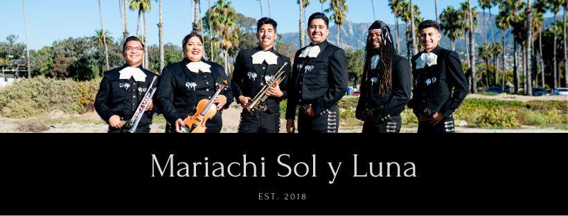 Mariachi Sol y Luna Est.2018