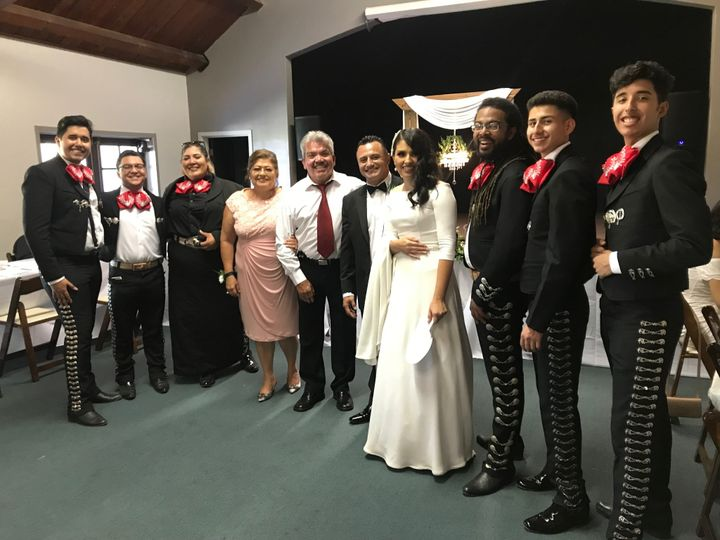 Shafter Wedding