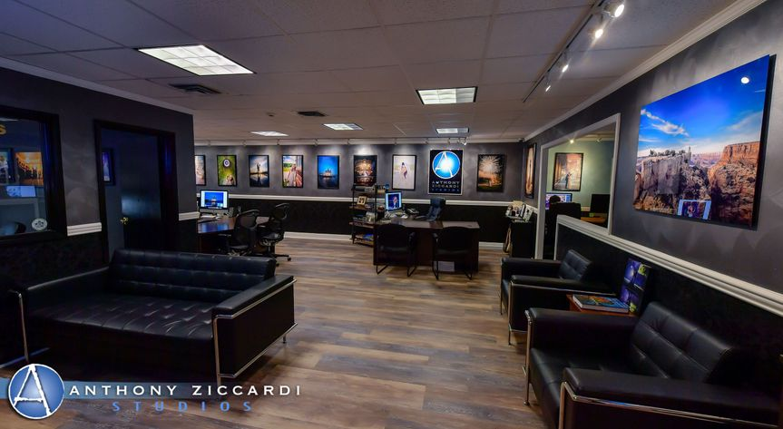 Anthony Ziccardi Studios in Sparta, NJ