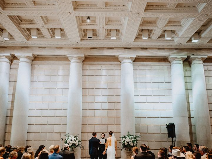 Tmx Pat Robinson Photography Brulee Catering Ellen And Blake Free Library On The Parkway Wedding 6 51 604157 161325338343025 Philadelphia, PA wedding venue