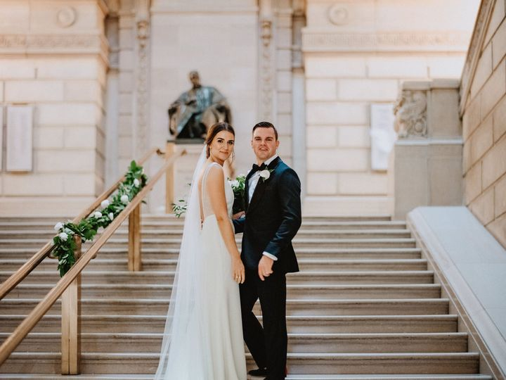Tmx Pat Robinson Photography Brulee Catering Ellen And Blake Free Library On The Parkway Wedding 7 51 604157 161325339335963 Philadelphia, PA wedding venue