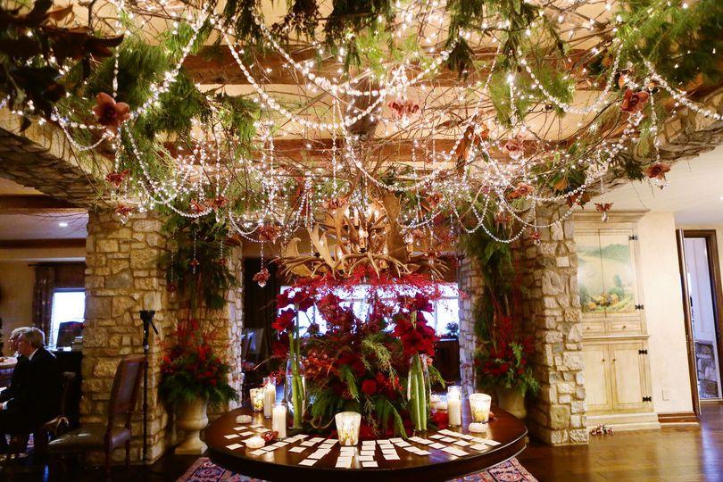 Enchanting set-up