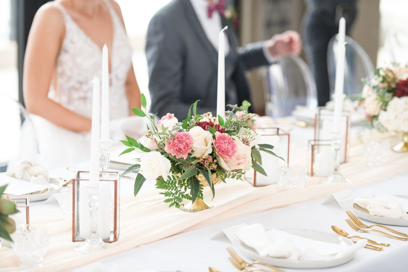 MERRILL WEDDING RECEPTION