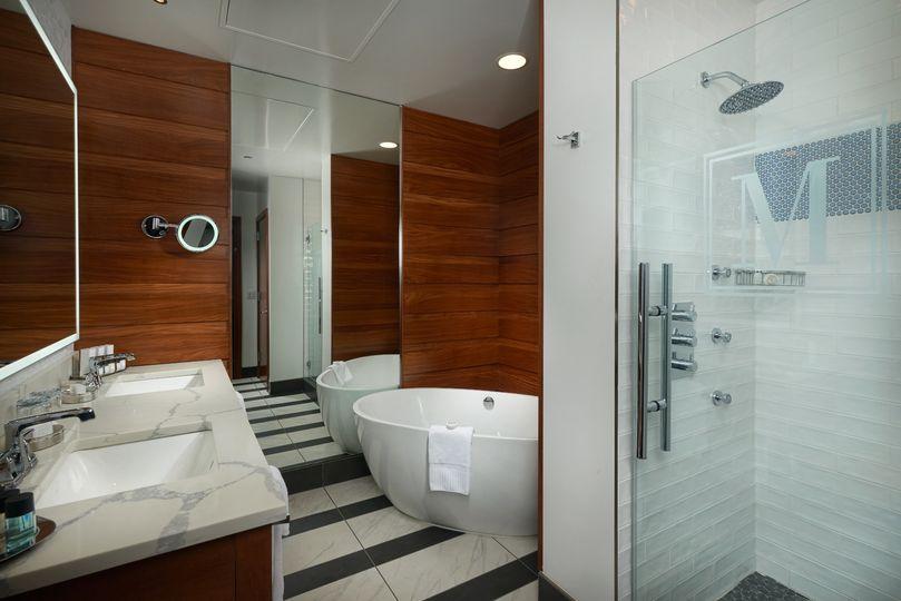 Chairman Bathroom