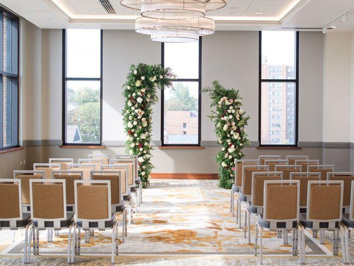 Tmx Merrill Wedding Ceremony Set Up 51 1005157 157541450988117 Muscatine, IA wedding venue