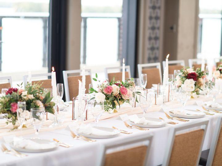 Tmx Merrill Wedding Reception Table Setting 51 1005157 157541451790933 Muscatine, IA wedding venue