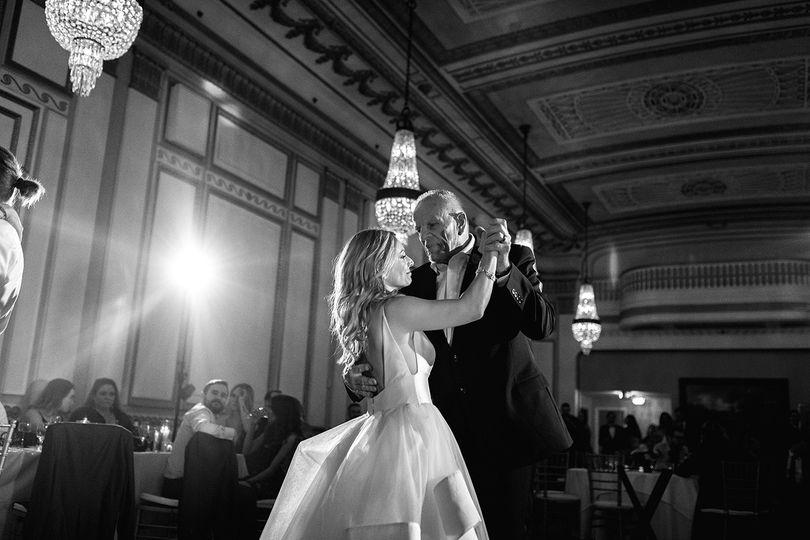 Benson Hotel Winter Wedding