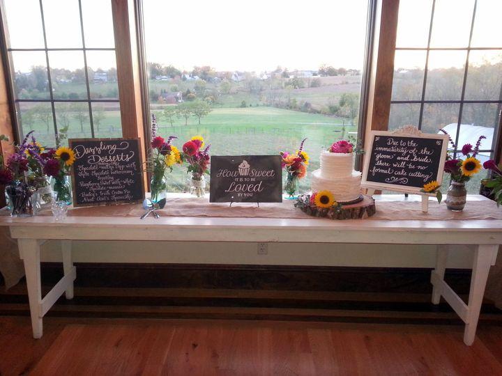 Tmx 1420659707148 Dessert Table Lancaster wedding rental