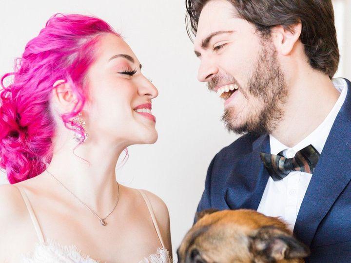 Tmx Pink Hair Bride Adopts A Puppy On Her Wedding Day At Haven Street Ballroom Megapixels Media Haven Street Ballroom Wedding With Puppies Best Baltimore Photographers Megapixels Media Photography 5 Low 51 1075157 161342269775720 Baltimore, MD wedding florist