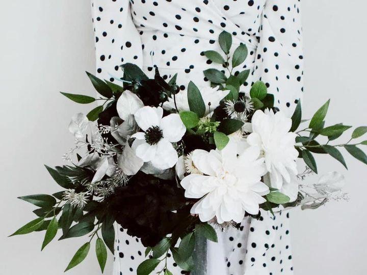 Tmx Rogue Petal Co Black And White 51 1075157 161342269270390 Baltimore, MD wedding florist