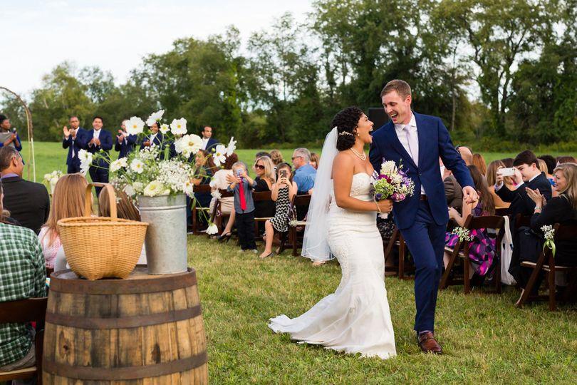 Canterbury New Hampshire Farm Wedding in Shaker Village.