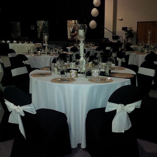 Table set-up