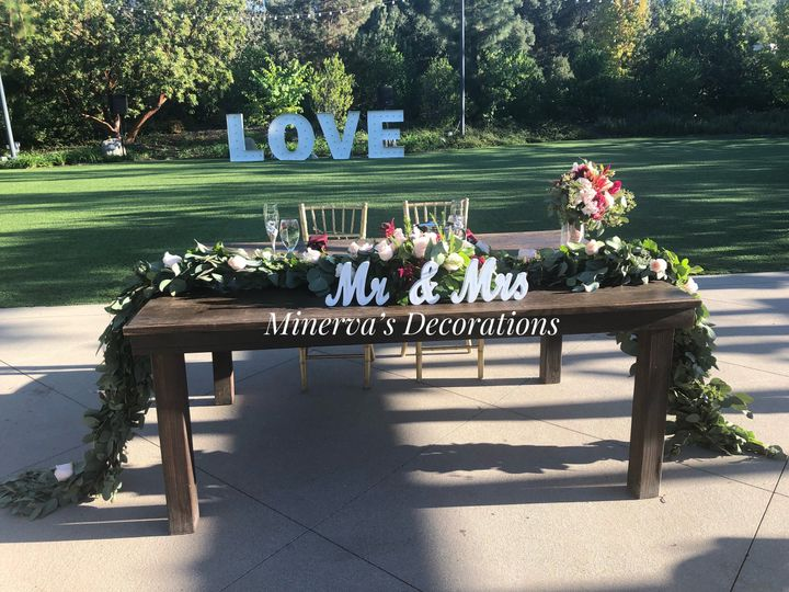Rustic September Wedding