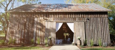 front of barn with curtains 51 801257