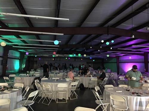 Venue during reception