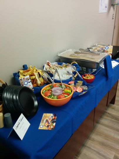 Corporate Caterers-Nashville