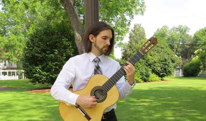 Sean Thrower - Classical Guitarist