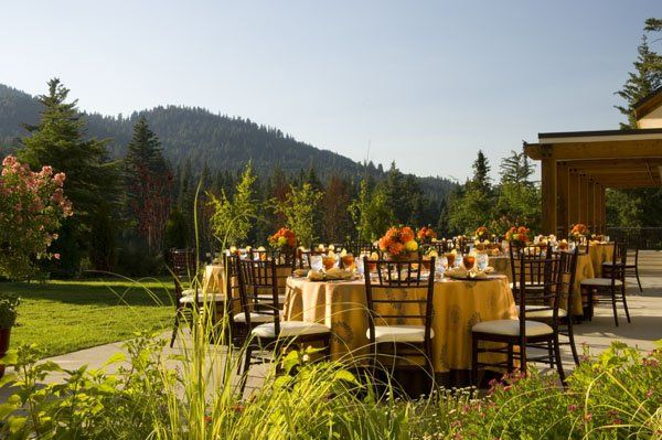 Tenaya lodge at yosemite venue fish camp ca weddingwire for Fish camp ca lodging