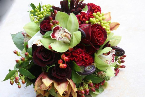 Crystal Lilies
